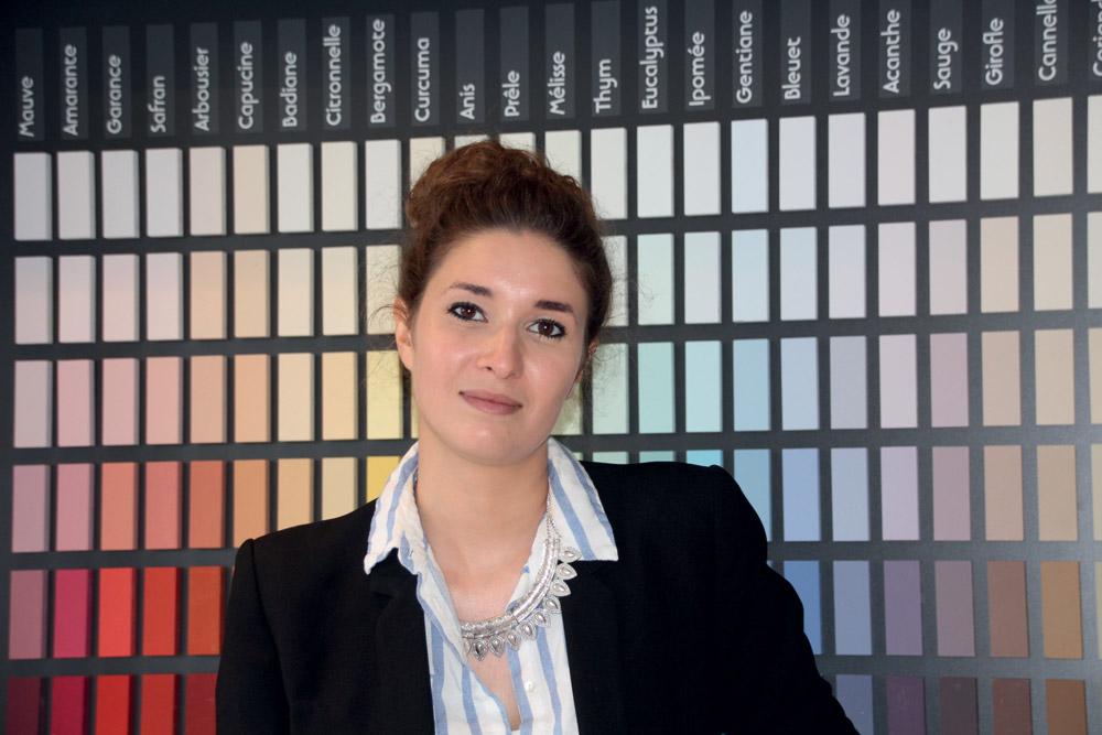 Portrait d'Emmanuelle MORLIèRE