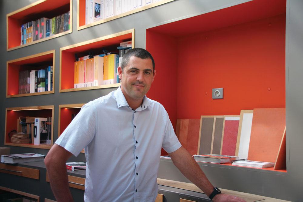 interview Julien Caillot